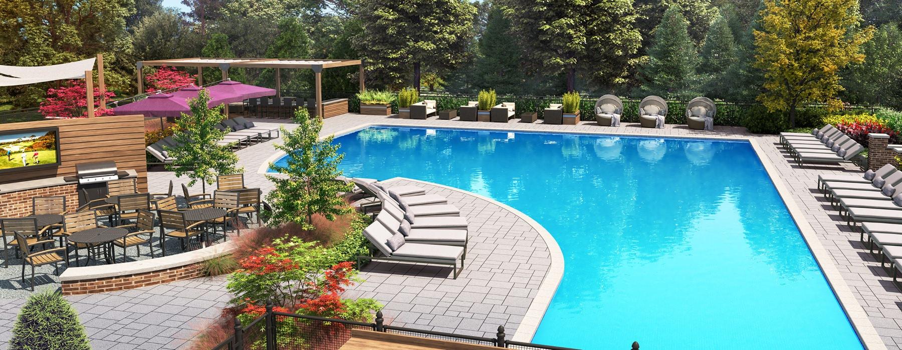 outdoor swimming pool rendering